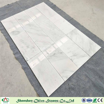 China Supplier Natural Stones Eastern White Marble Slabs For Tiles Countertop Wall Tile