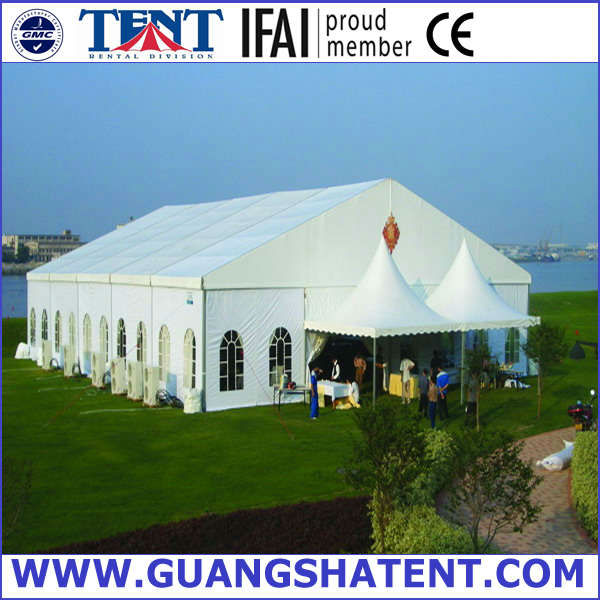 heavy duty rainproof tent waterproof clear span outdoor tent for event exhibition trade show