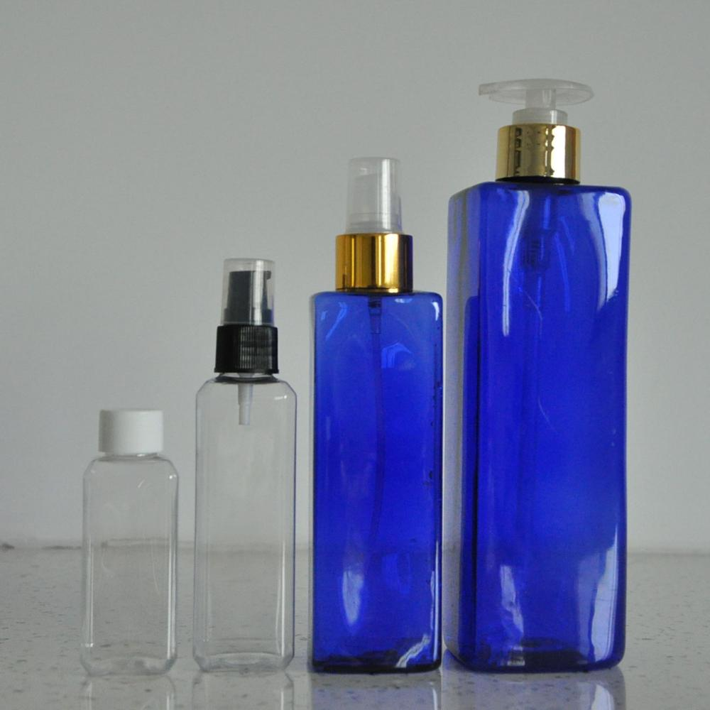 PET Plastic Lotion <strong>Bottle</strong> Liquid <strong>Bottle</strong> in 50ml 100ml 250ml 500ml