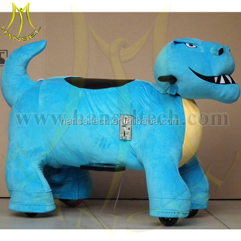 Hansel Carnival Rides For Sale Used Animal Zoo Ride Large Plush Ride