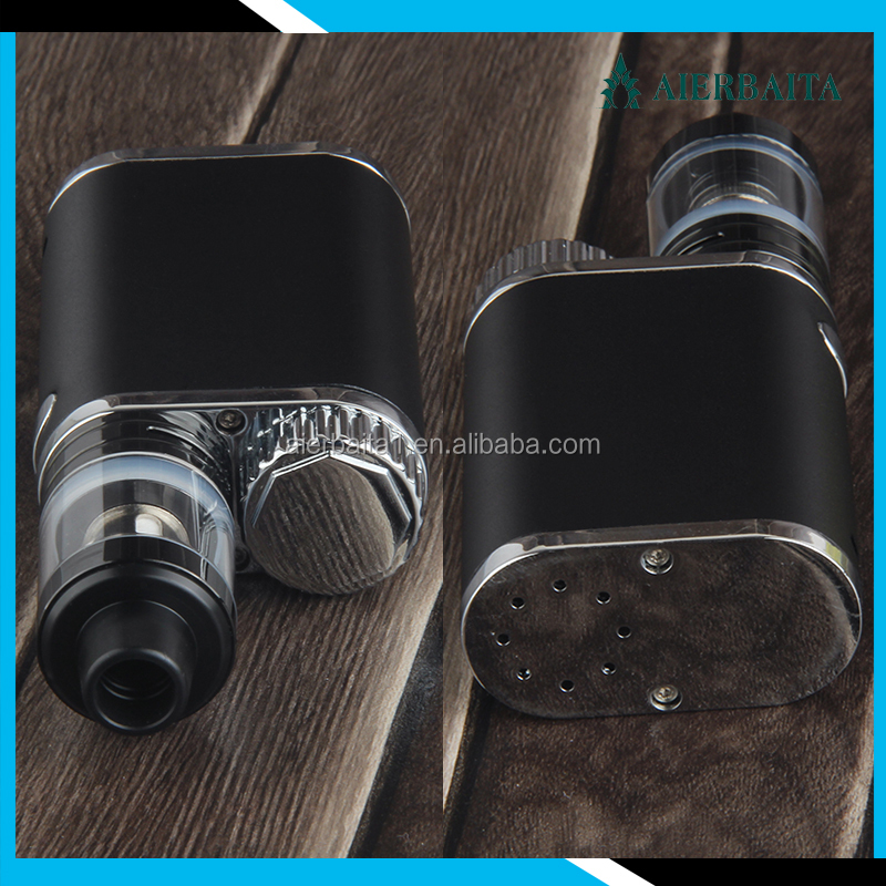 vape mods 2017 cigar electronic for sale 18650 A battery 50W vape box mod electronic cigarette factory