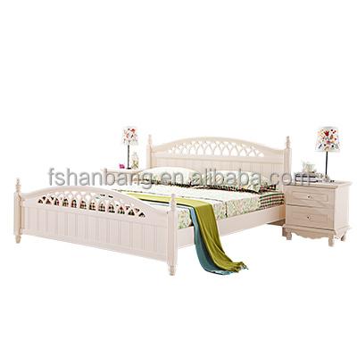 Grossiste set de chambre moderne blanc acheter les for Mobilier de chambre blanc