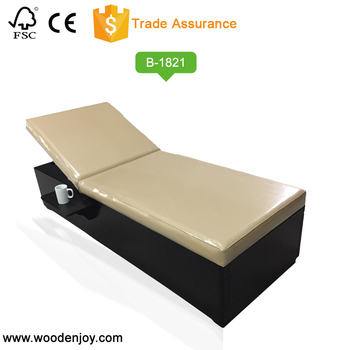 2018 new Electric solid wood massage bed Beauty bed B-1821