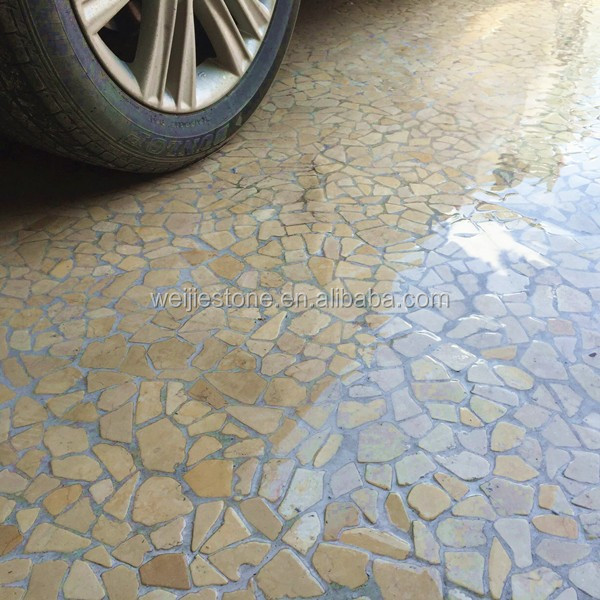 Floor Mosaic Tile Design