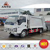 4*2 garbage compactor truck for sale