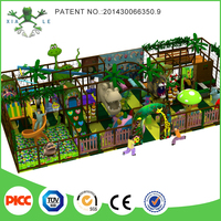 Kids Soft Play Equipment Children Gym Exercise Amusement Park Indoor Playground for Sale
