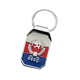 The foreign trade export Russian medal keychain