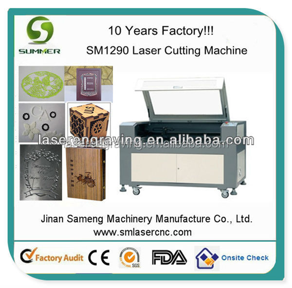 SM1290 Special CO2 laser engraver! heavy-duty stone laser engraving machine