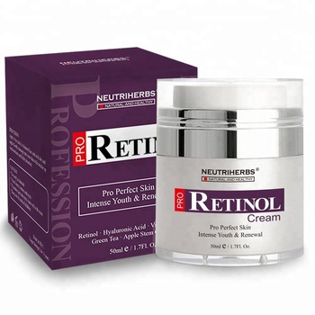 Herbal Skin Care Hydro Face Wrinkle Stretch Mark Removal Anti Aging Retinol Cream