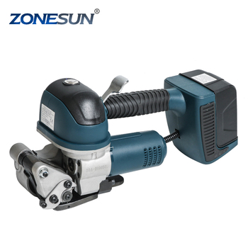ZONESUN DD19 Heavy Duty Battery Strapping Tool for PET & PP Strapping 3/4''-1.0'' Wholesale and Retail