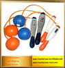 Digital Cordless Calories Counting Jump Rope with Pedometer for Health and Sports