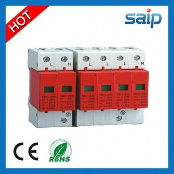 Top Quality SPD 24v dc surge protector