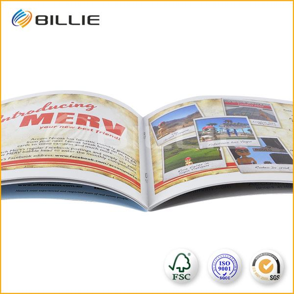 Reliable Business Partner Souvenir Book Printing