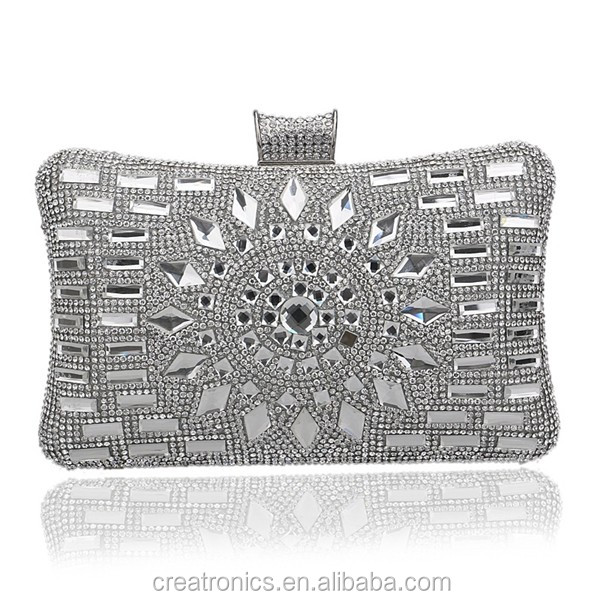 d6a2f8d1f7 Womens Rhinestone Evening Clutch Bags