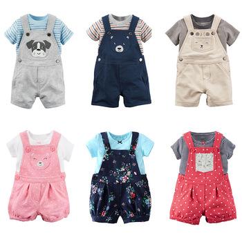 3630dcd4b Venta al por mayor chaleco Pantalones Bebé niño recién nacido ropa de bebé  ...