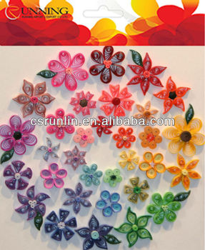 Quilling Paper For Beautiful Flowers Buy Quilling Wedding Cards