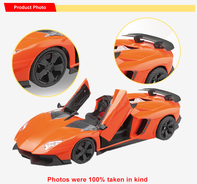 Good design electric door remote control model car toy racing go kart