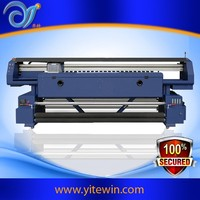 Heavy duty inkjet fabric industrial textile printer price