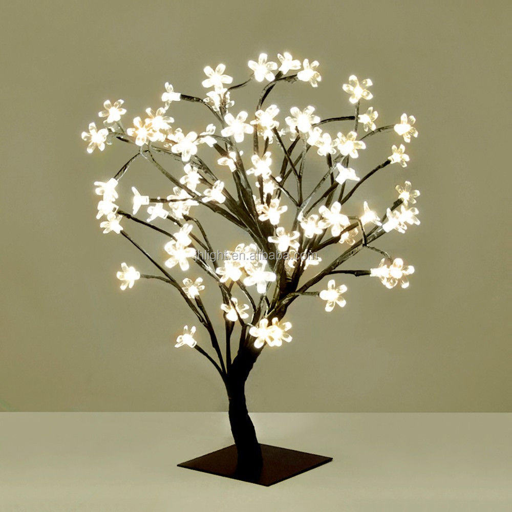 Light Up Tree Branches For