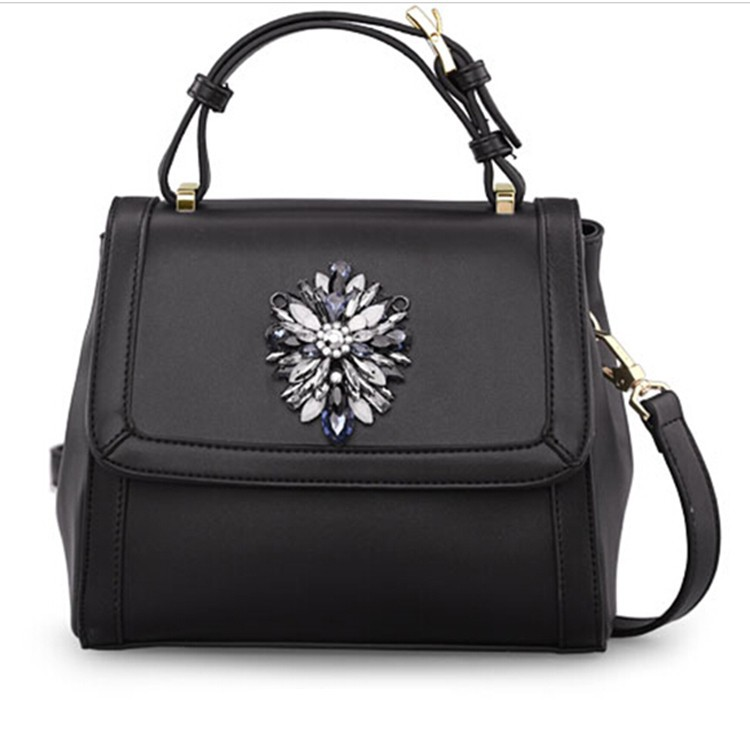 2015 Most popular wholesale brand guangzhou woman leather handbag