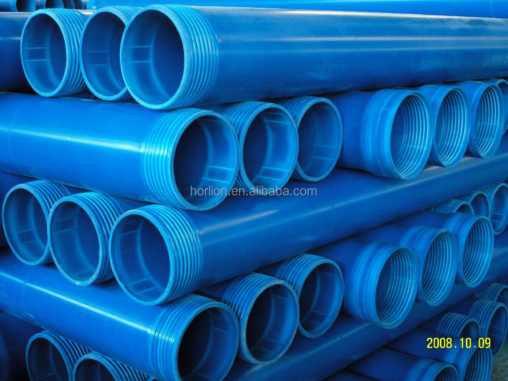 Water well pvc casing pipe mm for export buy