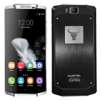 2017 Original Smartphone OUKITEL K10000, 10000mAh Battery, 5.5 inch Android 5.1 Latest 5G Mobile Phone