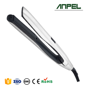 Hot Selling Hair Straightening Wholesale Ceramic Flat Iron Style Elements Flat Iron
