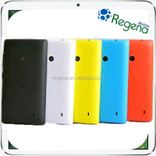 High quality mobile phone back cover for nokia lumia 520 battery door back cover with factory price