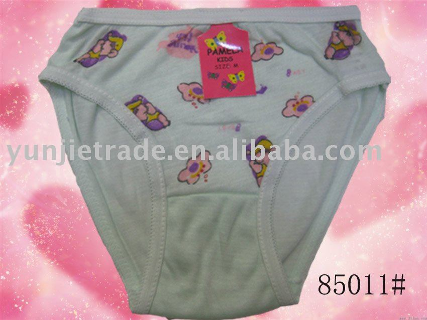 children panties cotton underwear boy briefs girls short panty