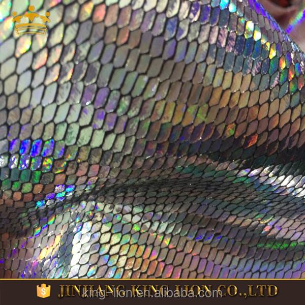 Paillettes iridescence pu synth tique caille de poisson for Paillette poisson
