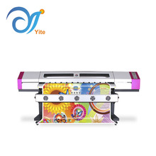 China best price dx5 print head large format challenger galaxy eco solvent printer