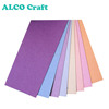 A6 size colorful decorative scrapbook cardstock paper for card making