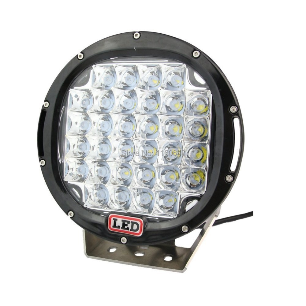 9inch 185w led work light tractor truck 12v 24v ip68 spot offroad led drive light led worklight. Black Bedroom Furniture Sets. Home Design Ideas