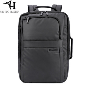 Arctic Hunter 18 inches High black Backpacks Men 15.6 inch Laptop Backpacks Male Best Waterproof Man Business work Dayback