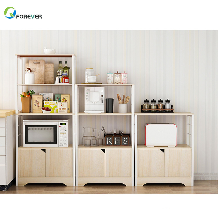 Kitchen Cabinet Kitchen Storage Rack For Living Room And Dining Room