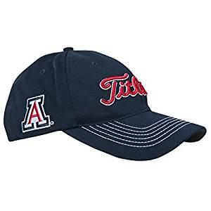 815140c2178 Get Quotations · Titleist NCAA Collegiate Cap Arizona