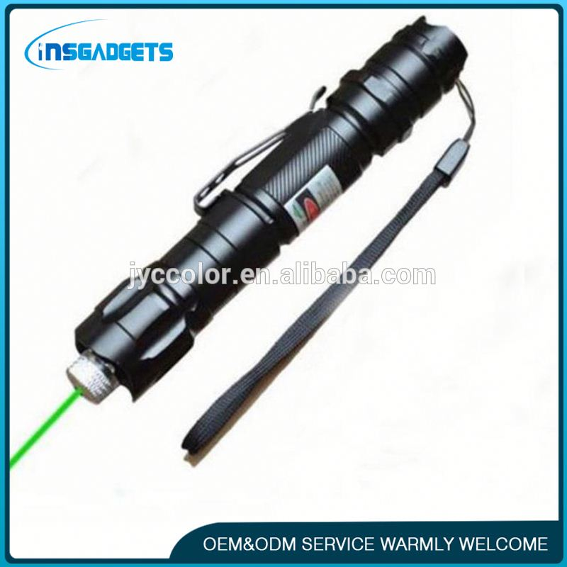 Led flashlight bright light lamp for bicycle ,h0t6V green led hunting flashlight for sale