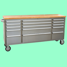 ( HOT ) 72-Inch 15-Drawer Chest and Cabinet/toolbox