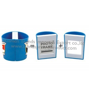 Magnetic pencil pen cup holder photo frame insertable/Mirror pen stand/Magnetic photo pencil holder
