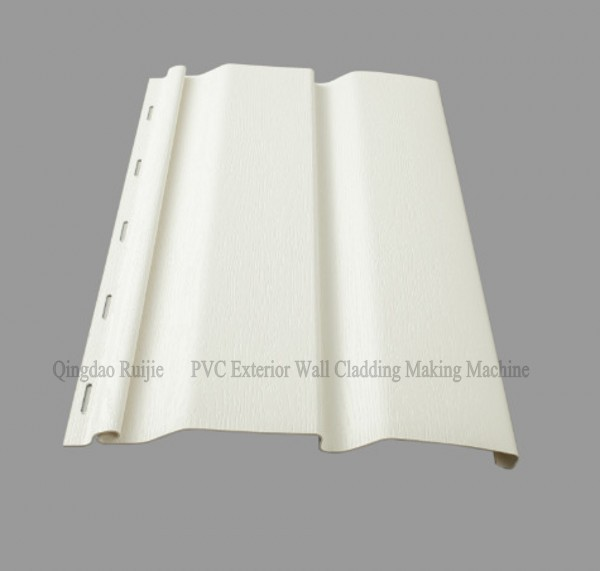 PVC exterior wall decorative panel production line