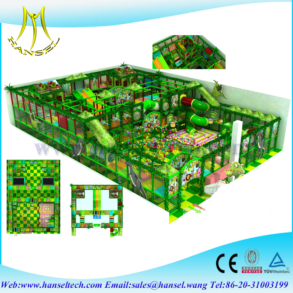 Hansel indoor play centre equipment for sale kids play area