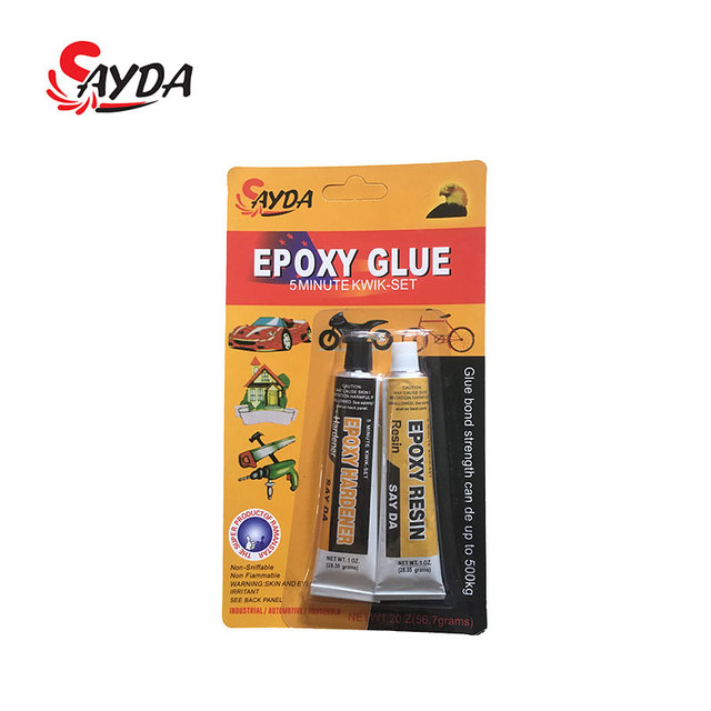China Factory Epoxy Steel Ab Glue 5 Minutes Clear Sayda Ab Glue Epoxy Glue For Handcraft High Quality Strong Acrylic Adhesive Buy Epoxy Glue For Ceramic Auto Adhesive Price Of Adhesive Glue Product On