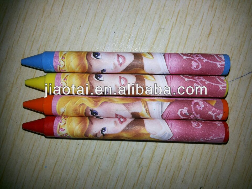 Disneys Wax colored Crayons Drawing Sets