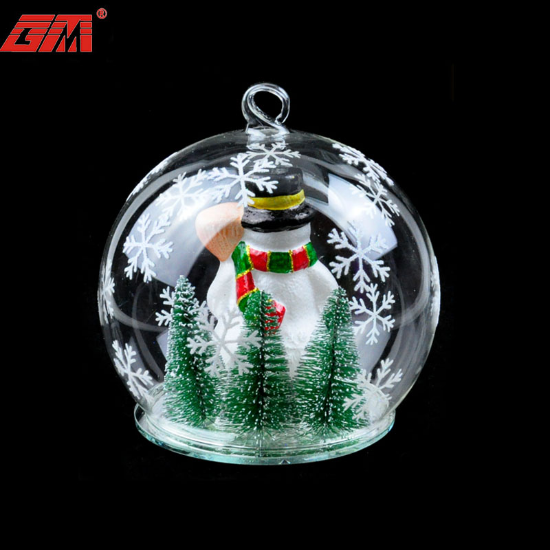 Wholesale Clear Glass Hanging Christmas Xmas Ball Ornaments - Buy Xmas Ornaments Product on ...