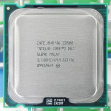 Original  E8500 CPU Processor (3.16Ghz/ 6M /1333GHz) Socket 775 free shipping