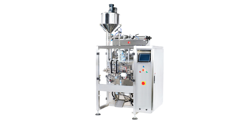 Vertical automatic bag sachet pouch packing machine powder sugar liquid chips coffee food packaging machine price