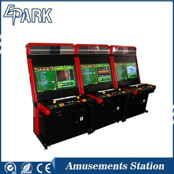 Wholesale Video Game Tekken 7 Cabinet Arcade Game Machines - Buy Tekken  Arcade Machine,Video Game Machines,Maximum Tune Arcade Game Machine Product  on
