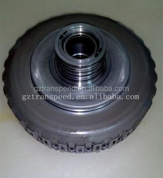 VW DSG 6 speed 02E automatic transmission clutch