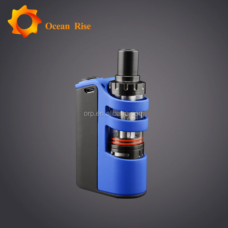 Authenic Tesla Stealth 100w TC Box Mod Kit With 3ml Shadow Tank personalized electronic cigarette kit flavor