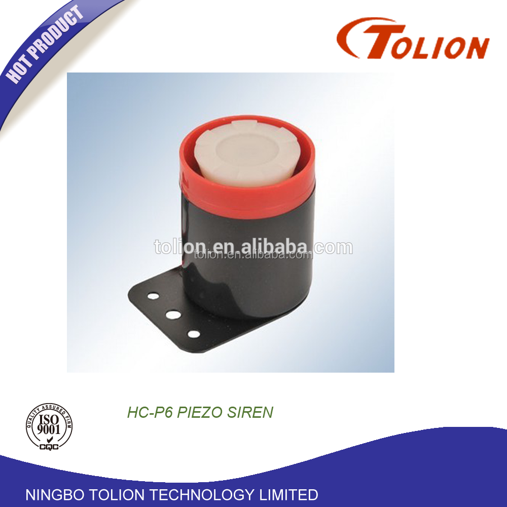 Tolion Popular Piezo Siren, Mini Siren <strong>Alarm</strong>, Piezo Buzzer For Security <strong>Alarm</strong> System